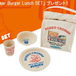 ロデオクラウンズワイドボウル(RODEO CROWNS WIDE BOWL)の新品 ロデオクラウンズ ワイドボウル  新作 ノベルティ 食器セット キャンプ(弁当用品)