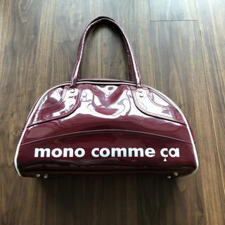 コムサイズム(COMME CA ISM)のモノコムサのスポーティバック(ハンドバッグ)