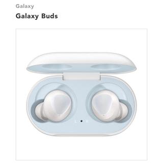 ギャラクシー(Galaxy)の【新品/未使用】Samsung Galaxy Buds ワイヤレスイヤホン(ヘッドフォン/イヤフォン)