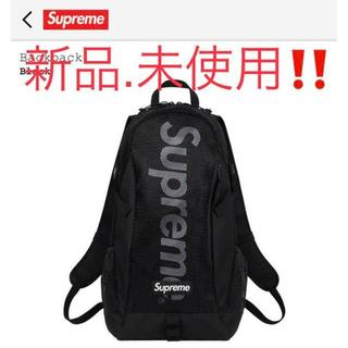 Supreme - 新品未使用❗️バックパック リュック