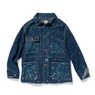 W)taps - WTAPS RAILWAY JK denim デニムジャケット supreme
