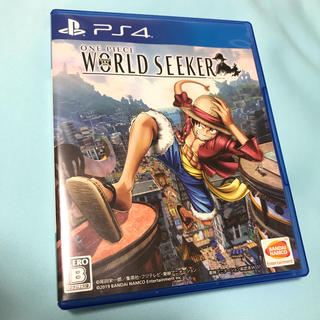 PlayStation4 - ONE PIECE WORLD SEEKER