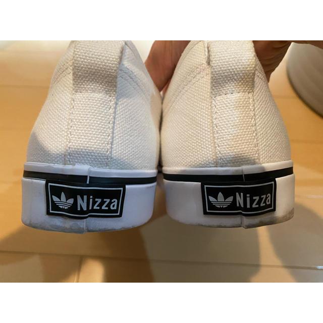 adidas(アディダス)のadidas アディダス Nizza ニッツァ メンズ スニーカー  28cm メンズの靴/シューズ(スニーカー)の商品写真