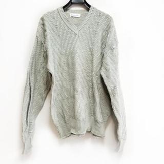 クリスチャンディオール(Christian Dior)のクリスチャンディオール 長袖セーター M(ニット/セーター)