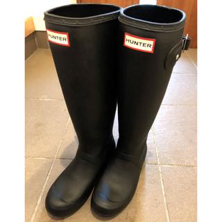 ハンター(HUNTER)のHUNTERレインブーツ UK3 US5 EU36(レインブーツ/長靴)