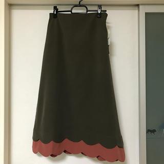 メルロー(merlot)のスカートお値下げしました。(ロングスカート)