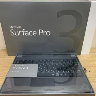 Microsoft - ジャンク 美品 surface pro3 + キーボード