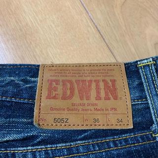 エドウィン(EDWIN)のEDWIN 505z デニム ジーパン 36(デニム/ジーンズ)