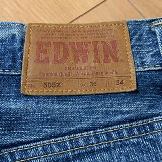 エドウィン(EDWIN)のEDWIN 505z デニム ジーンズ 36(デニム/ジーンズ)