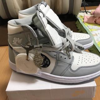 Dior - Dior x Nike Air Jordan 1 High OG 26,5 Cm