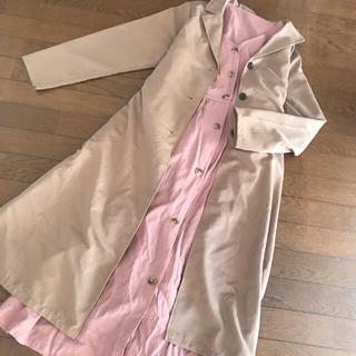 chocol raffine robe - トレンチコート ロングコート レディース  ショコラフィネローブ