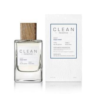 クリーン(CLEAN)の新品 クリーン リザーブ アクアネロリ EDP 試供品 サンプル①(ユニセックス)