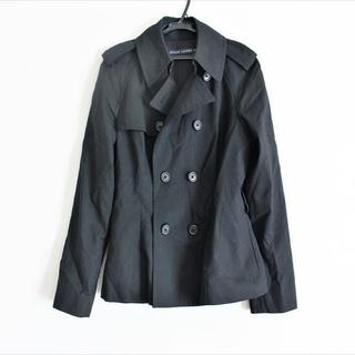 ラルフローレン(Ralph Lauren)のラルフローレン トレンチコート 3f S 黒(トレンチコート)