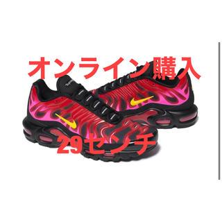 シュプリーム(Supreme)の20aw Supreme®/Nike® Air Max Plus (スニーカー)