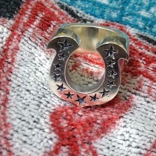 テンダーロイン(TENDERLOIN)の最終値下げ テンダーロイン  ホースシューリング 13号(リング(指輪))