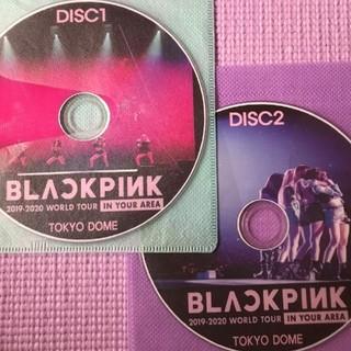 エイチティーシーブラック(HTC BLACK)のBLACKPINK WORLDTOUR  INYOURAREA高画質WORLD(ミュージック)