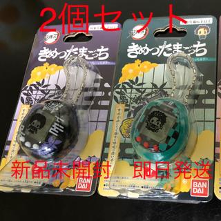 バンダイ(BANDAI)の新品未開封 きめつたまごっち 3種類セット 鬼滅の刃 きめつっち(キャラクターグッズ)