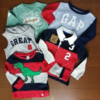 ギャップ(GAP)の子供服 男の子 まとめうり(Tシャツ)