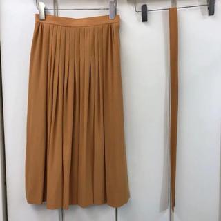 クリスチャンディオール(Christian Dior)の美品!Christian Dior ヴィンテージ ロング スカート(M)(ロングスカート)