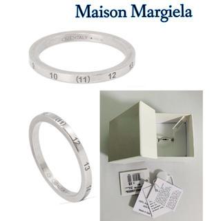 Maison Martin Margiela - 新品未使用☆maison margiela メゾンマルジェラ☆ナンバーロゴリング