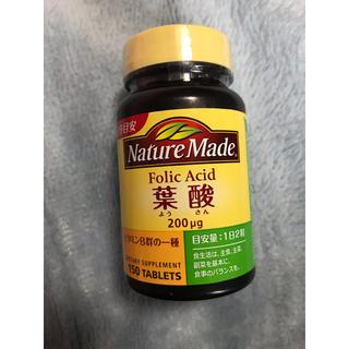 オオツカセイヤク(大塚製薬)のネイチャーメイド 葉酸(ビタミン)