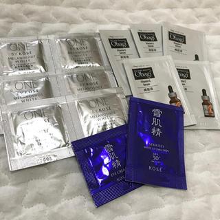 KOSE - サンプルセット オバジ ONE BY KOSE  雪肌精