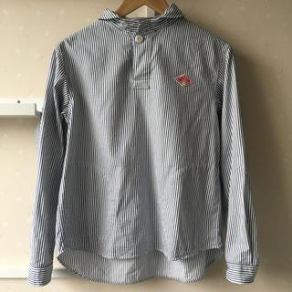 ダントン(DANTON)のDANTON 丸襟シャツ(Tシャツ(長袖/七分))