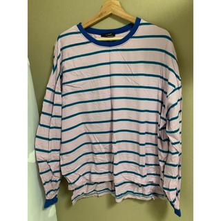 ダブルクローゼット(w closet)のダブルクローゼット ロングTシャツ(Tシャツ(長袖/七分))