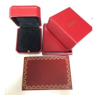 カルティエ(Cartier)のカルティエジュエリーケース/カルティエジュエリーボックス(その他)
