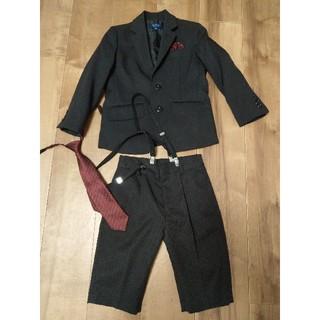 マザウェイズ(motherways)のマザウェイズ男児スーツ 110(ドレス/フォーマル)