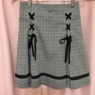 アンクルージュのミニスカート