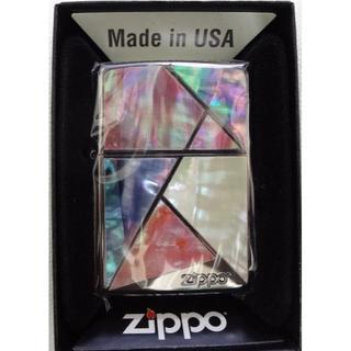 ジッポー(ZIPPO)の新品 ZIPPO マルチカットシェル ブラック 2BK 定価13200円(タバコグッズ)