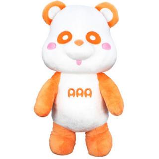 AAA - AAA え〜パンダ スペシャルBIGぬいぐるみ①