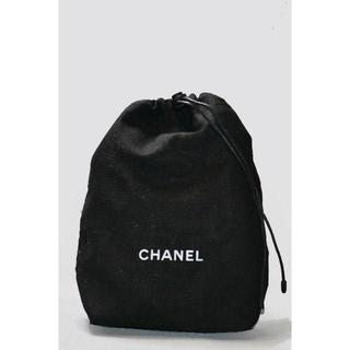 CHANEL - 22 新品未使用本物 CHANEL シャネル 非売品巾着ポーチ