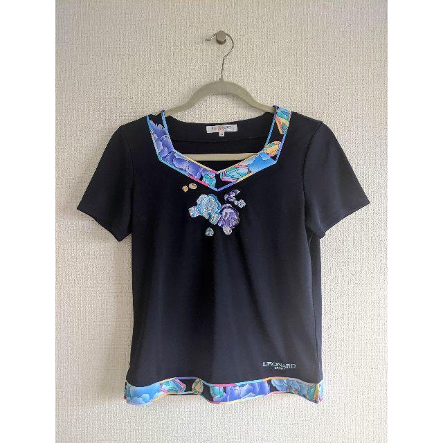 LEONARD(レオナール)の【ちーちゃんさま専用】LEONARD SPORT カットソー レディースのトップス(Tシャツ(半袖/袖なし))の商品写真
