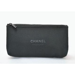 CHANEL - 481 新品未使用本物箱付き シャネル CHANEL ノベルティポーチ