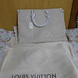 LOUIS VUITTON - LOUIS VUITTONノベルティトートバッグ