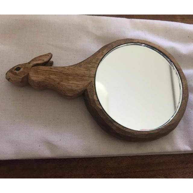 mina perhonen(ミナペルホネン)のごまようかん様専用 新品未使用 kiyata  手鏡 レディースのファッション小物(ミラー)の商品写真