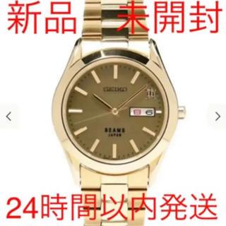 ビームス(BEAMS)の【新品未使用未開封】SEIKO × BEAMS 男はつらいよ ソーラーウォッチ(腕時計(アナログ))