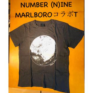 ナンバーナイン(NUMBER (N)INE)の☆ NUMBER (N)INE MARLBORO マルボロ Tシャツ(F)(Tシャツ/カットソー(半袖/袖なし))