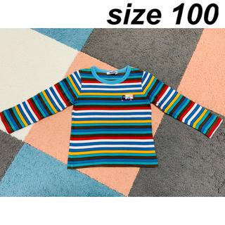 familiar - familiar   長袖 Tシャツ 車 100