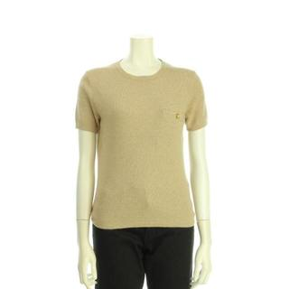 ジュンコシマダ(JUNKO SHIMADA)のジュンコシマダ 半袖セーター サイズM(ニット/セーター)