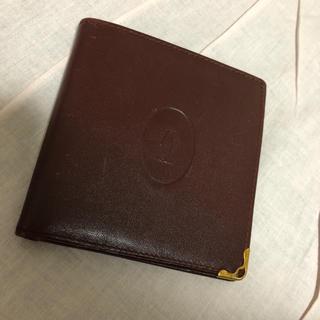 Cartier - Cartier  折りたたみ財布
