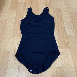 AEON - AEON   女児 紺色 競泳水着 160センチ (M)サイズ