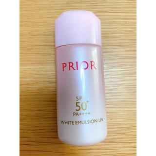 プリオール(PRIOR)の資生堂 プリオール おしろい美白乳液(乳液/ミルク)