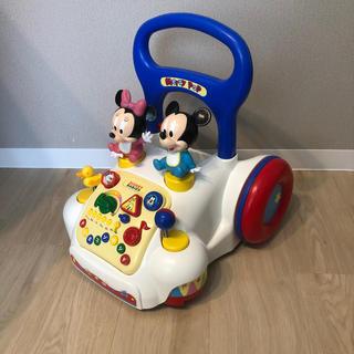 ディズニー(Disney)のディズニー 手押し車 あっちこっちメリーポップ(手押し車/カタカタ)