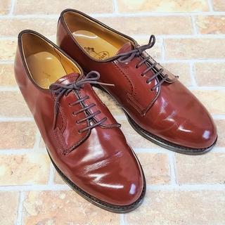 KENFORD ケンフォード ☆レザー ドレスシューズ 24.5 日本製(ローファー/革靴)