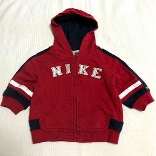 ナイキ(NIKE)のNIKE ナイキ パーカー 上着 12M(トレーナー)