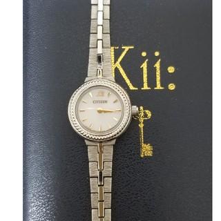 CITIZEN - CITIZEN kii   シルバー 腕時計