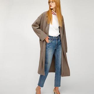 マウジー(moussy)のFALL colour long coat(ロングコート)